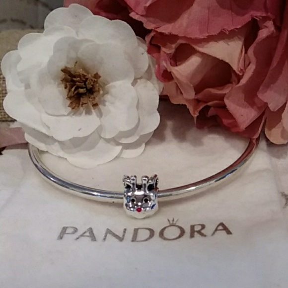Pandora Jewelry Authentic Red Nose Reindeer Charm Poshmark